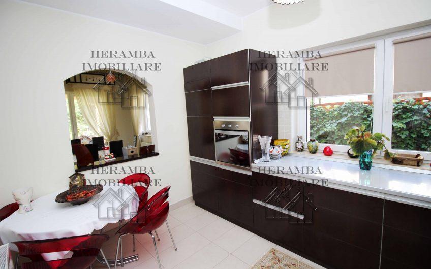 Vila exclusivista in Baneasa Petrom City cu acces spre lac