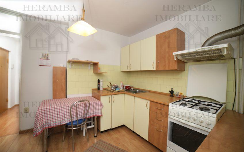 Apartament decomandat 3 camere, bloc reabilitat, Aviatiei Baneasa