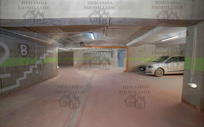 Prima inchiriere, loc parcare subteran, Regie Grozavesti Basarab