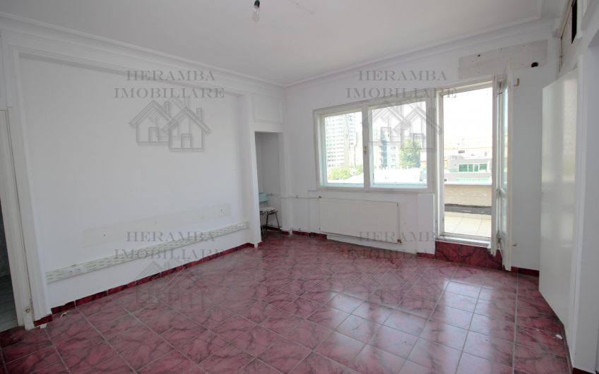 Apartament 195 mp utili, 7 camere, Universitate bloc fara risc seismic