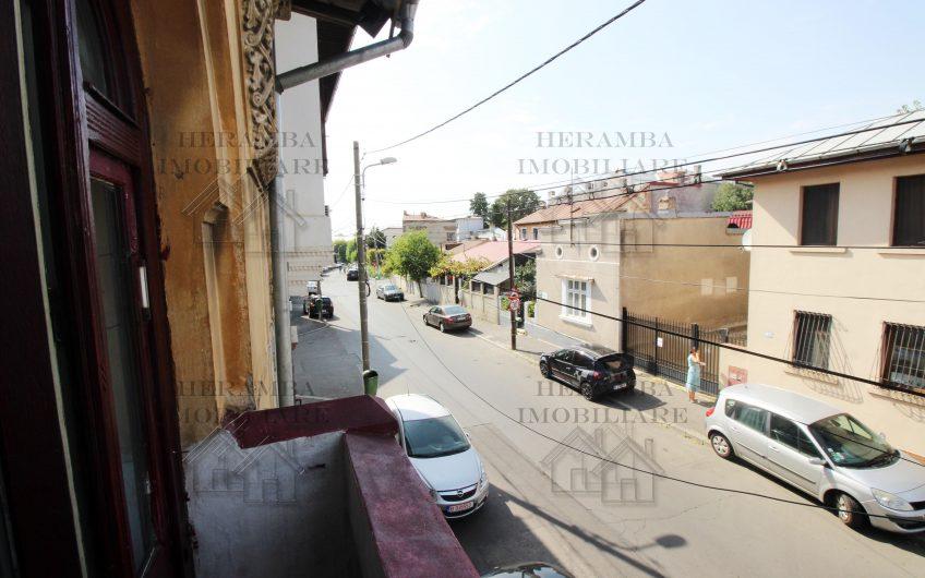 Apartament in vila, etaj 1, intrare separata, Cismigiu Stirbei Voda