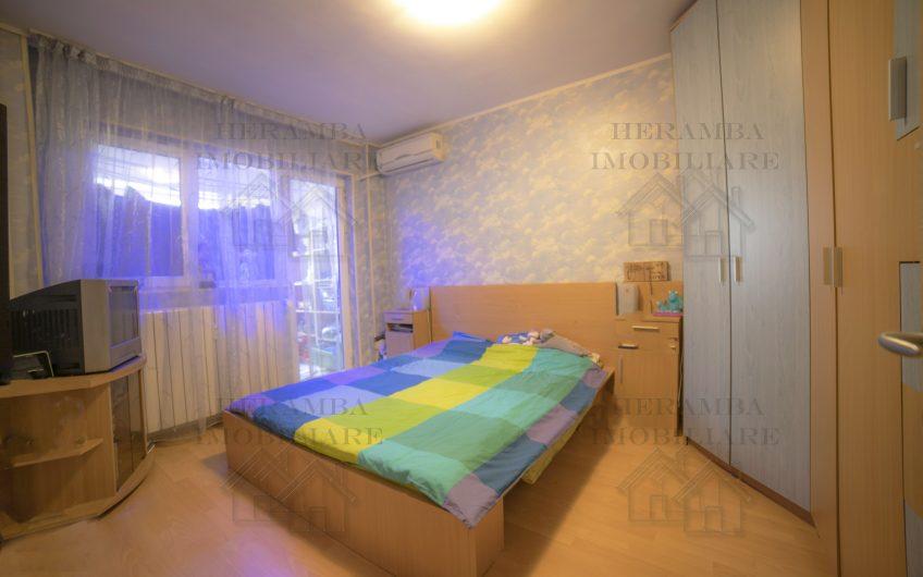 3 camere decomandat, bloc 2001, etaj 2/4, modern, 2 bai Delfinului, Doamna Ghica