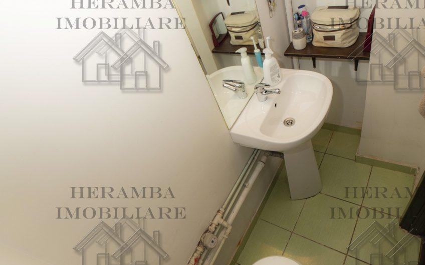 Apartament cu 3 camere in zona Pantelimon Morarilor bloc 1986, modernizat, mobilat si utilat, etaj 6/10, 2 bai