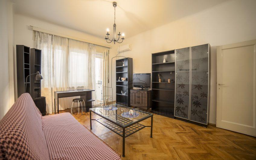 Garsoniera parcul Cismigiu etaj 1*INVESTITIE* birou/ regim hotelier/ locuit