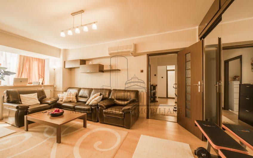 Apartament modern, bloc reabilitat 1980, Pantelimon Ritmului
